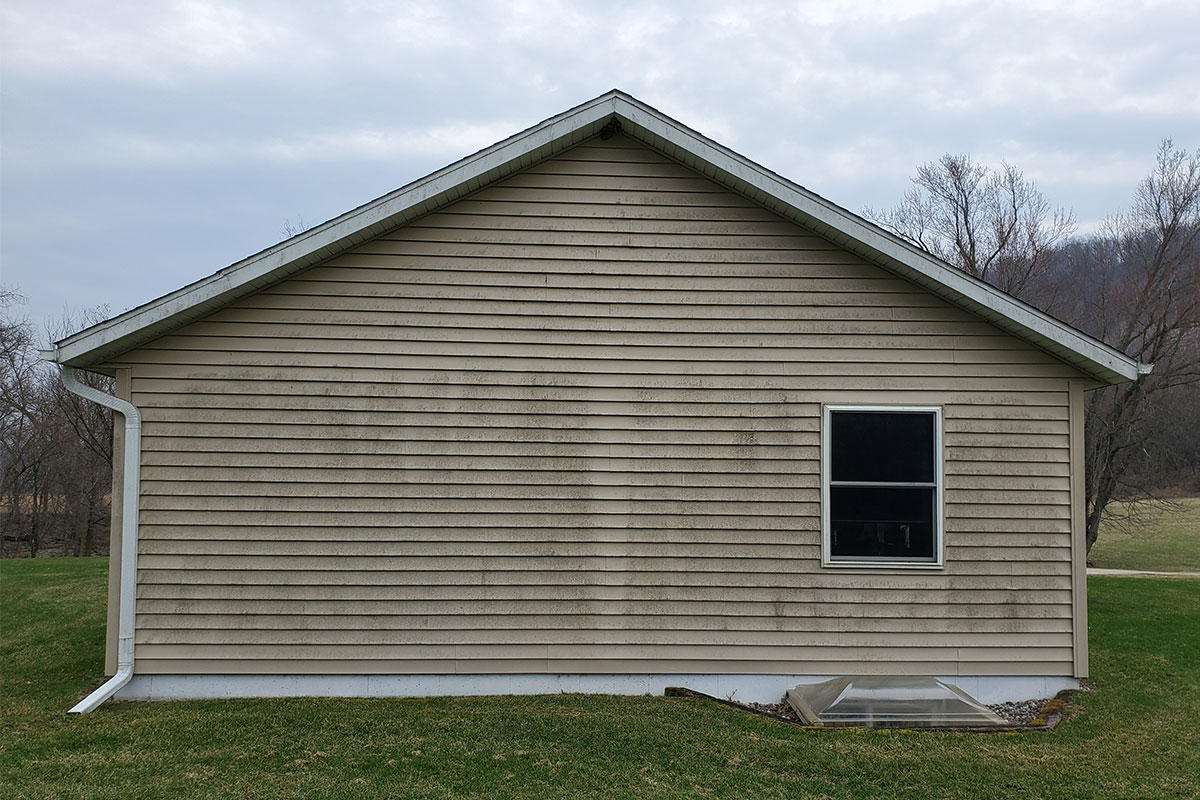 Exterior House Cleaning Near Winona MN