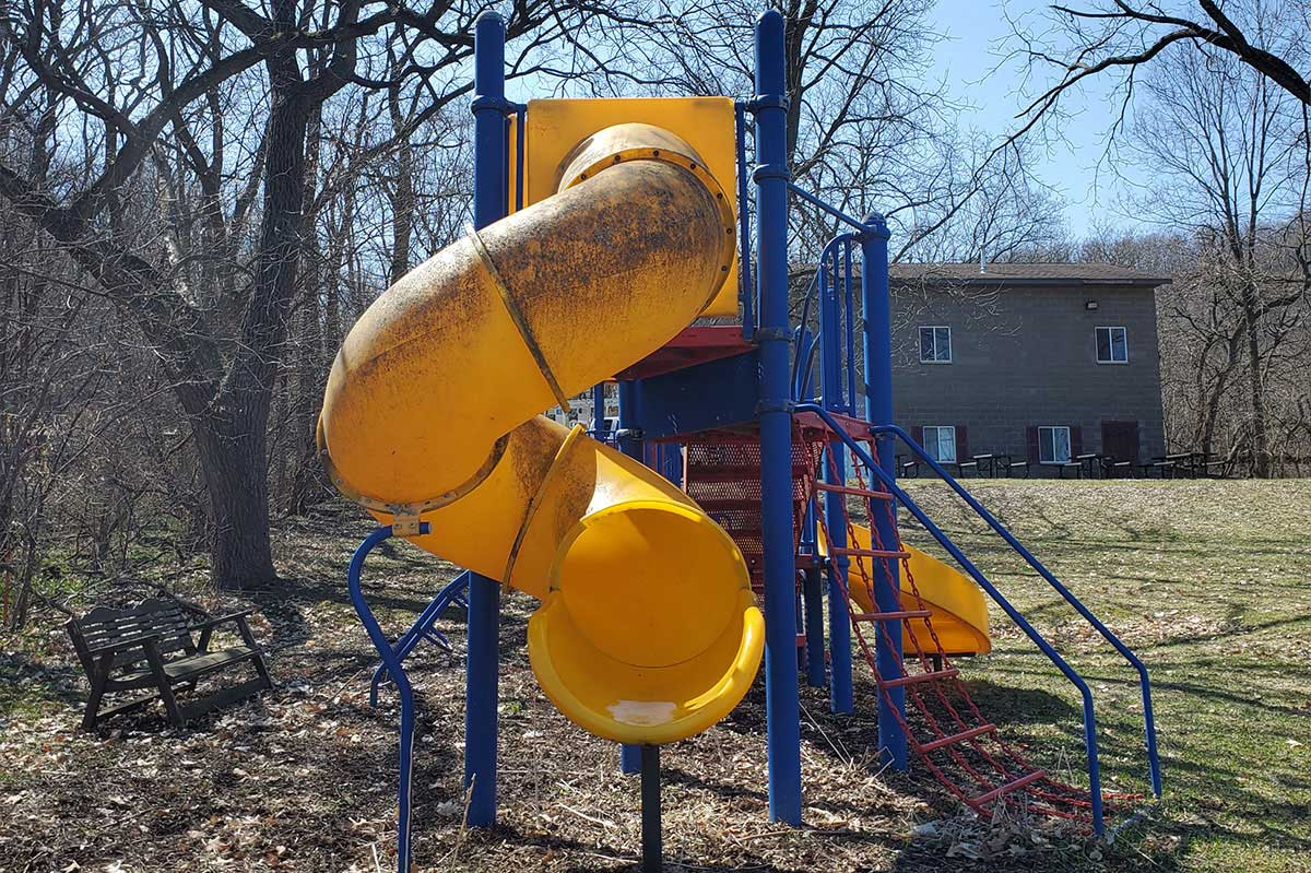 Playground Cleaning Services - Winona MN